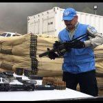 FARC inicia recta final para entregar armas a Naciones Unidas
