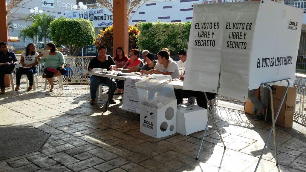 Un avance del 90%lleva la capacitación de funcionarios electorales para el 1 de julio en el Distrito XI