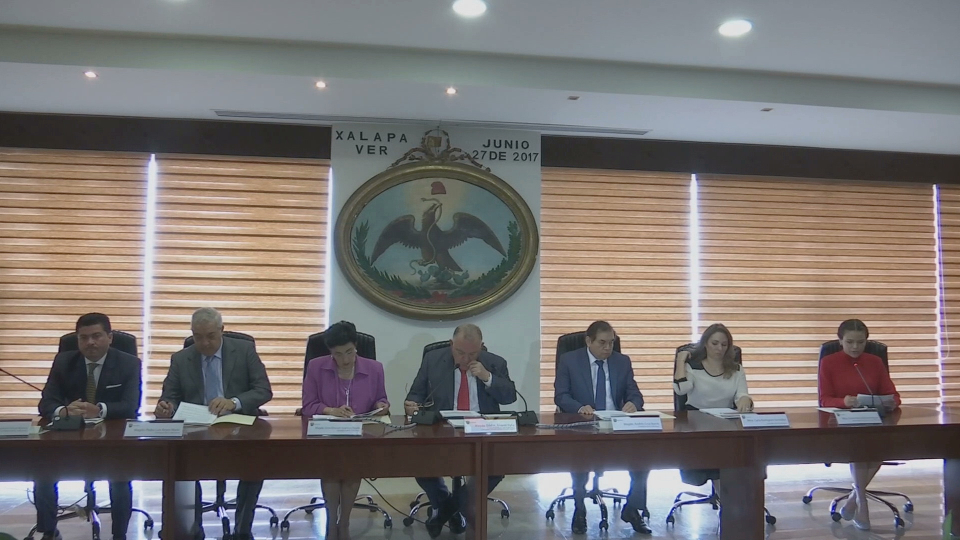 Poder Judicial sigue con rezago para implementar Nuevo Modelo de Justicia Penal en Veracruz