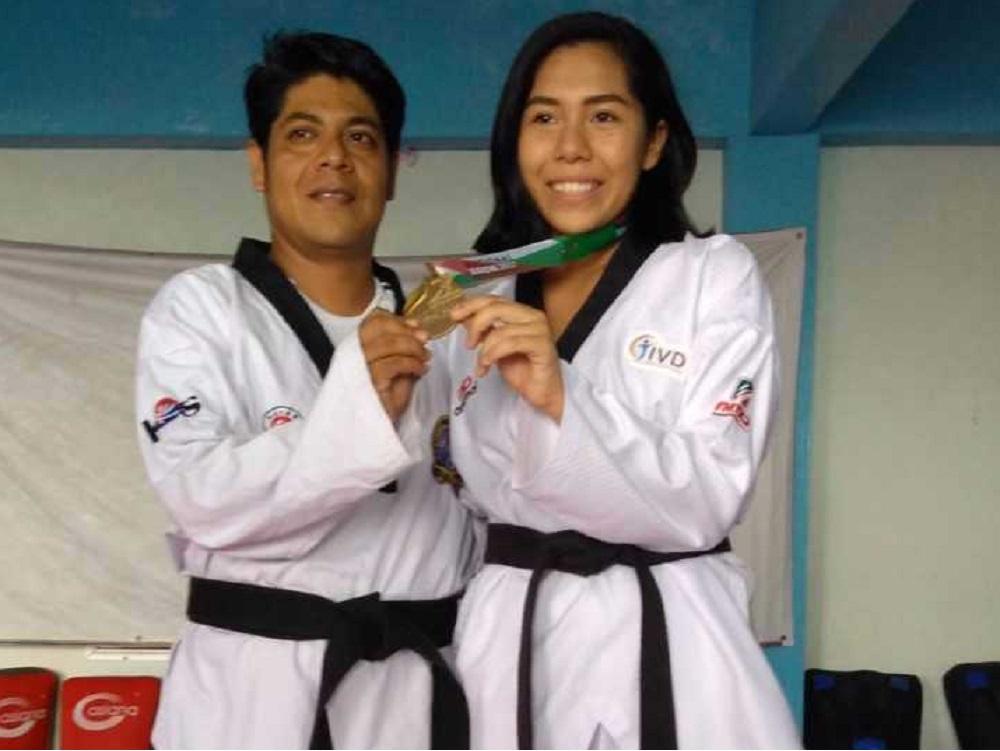 Artermarcialista Diana Candelero obtiene oro en Olimpiada Nacional 2017