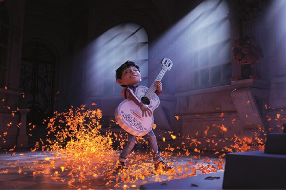 Disney Pixar mostrará cultura, música y tradiciones de México en la cinta «Coco»