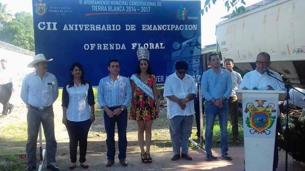 Celebra Tierra Blanca 102 años de emancipación  04583dd5d48a1
