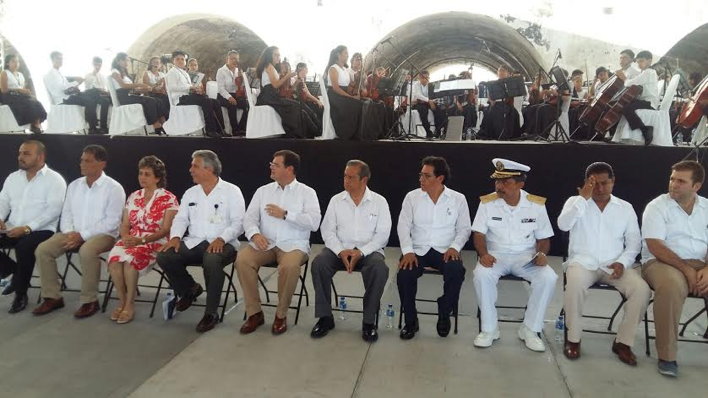 Inauguran Festival Internacional de San Juan de Ulúa 2017