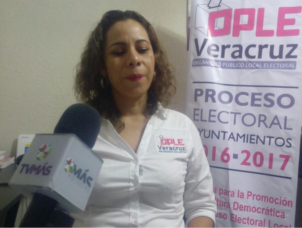 OPLE Coatzacoalcos turna impugnaciones de partidos al TEV