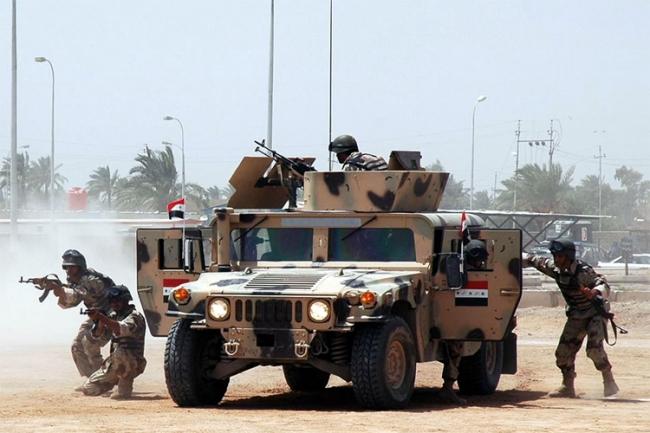 Fuerzas iraquíes avanzan en su lucha por controlar la ciudad de Mosul