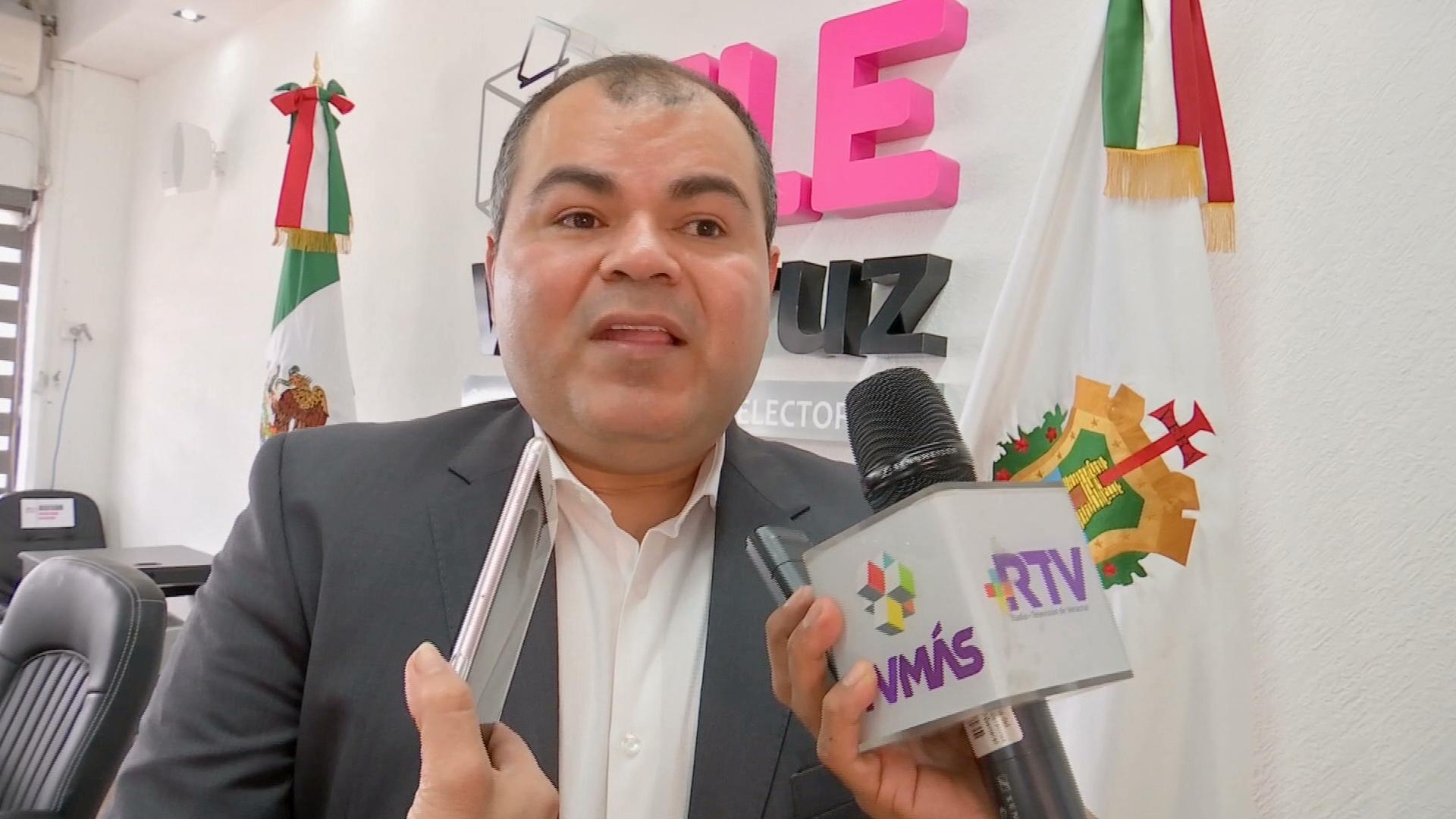 Anuncio de recuperación de bienes no violenta la veda electoral: OPLE Veracruz