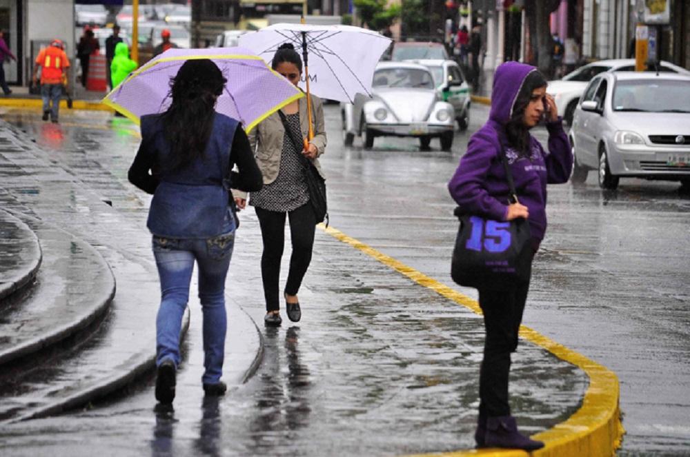 Seguirán las lluvias en Veracruz, pero con menor intensidad