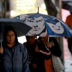Condiciones de tormentas nocturnas continuarán en gran parte del país