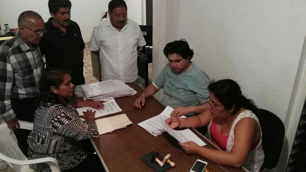 Morena exige recuento de votos en Fortín