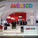 """México participa con delegación """"récord"""" en feria aeroespacial mundial"""