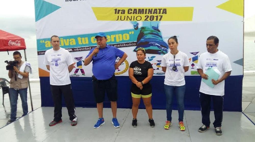 Hospital de Alta Especialidad de Veracruz realiza acciones para reducir sobrepeso y obesidad