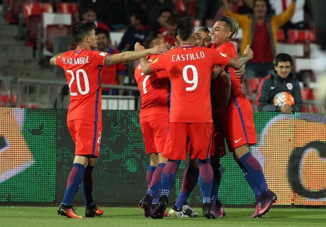 Selección de Chile logra boleto a Confederaciones con buen nivel en Copa América
