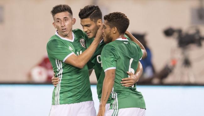 Lluvias ponen en riesgo partido entre México-Panamá