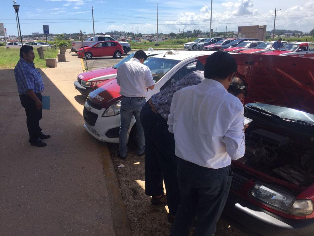 Taxistas porteños sustituirán gasolina por gas natural