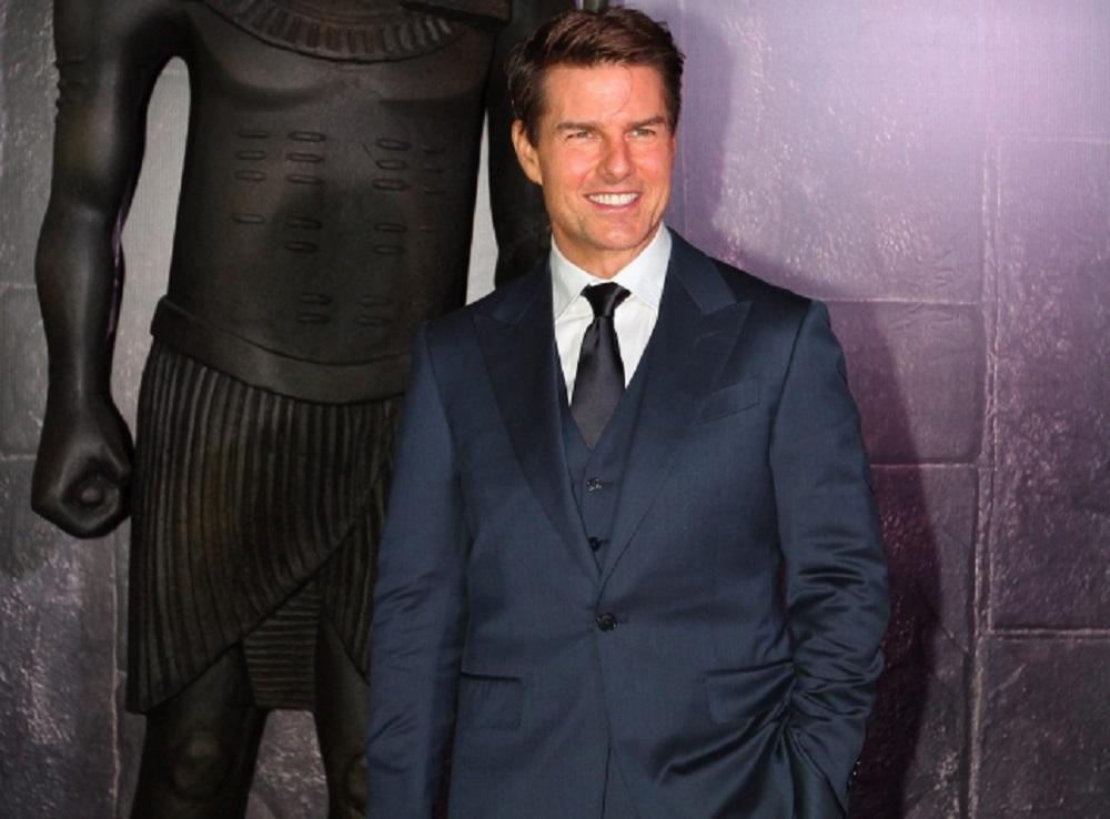 """Con un """"Viva México"""", Tom Cruise agradece el apoyo de sus admiradores mexicanos"""
