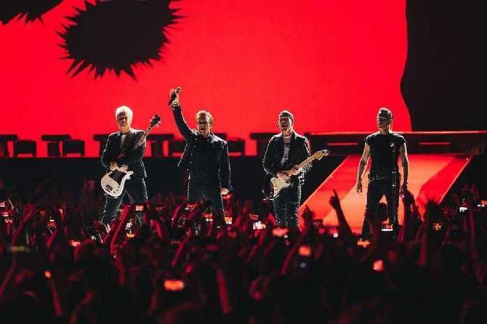 Confirma U2 presentación en México para el 3 de octubre