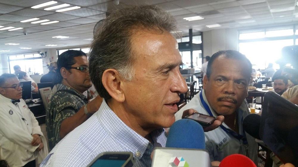 PGR investiga a Odebrecht por usar empresas fantasma en Poza Rica: Gobernador Yunes