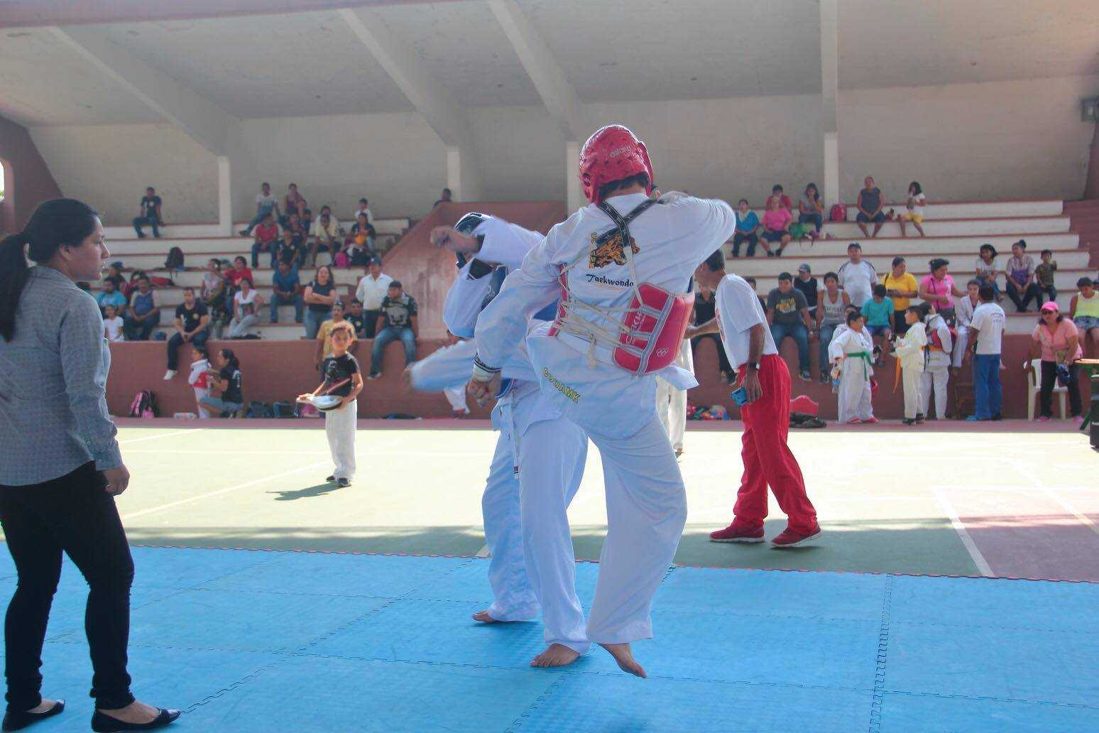 Escuela de taekwondo de Coatzacoalcos acudirá a la gran copa Chiapas 2017