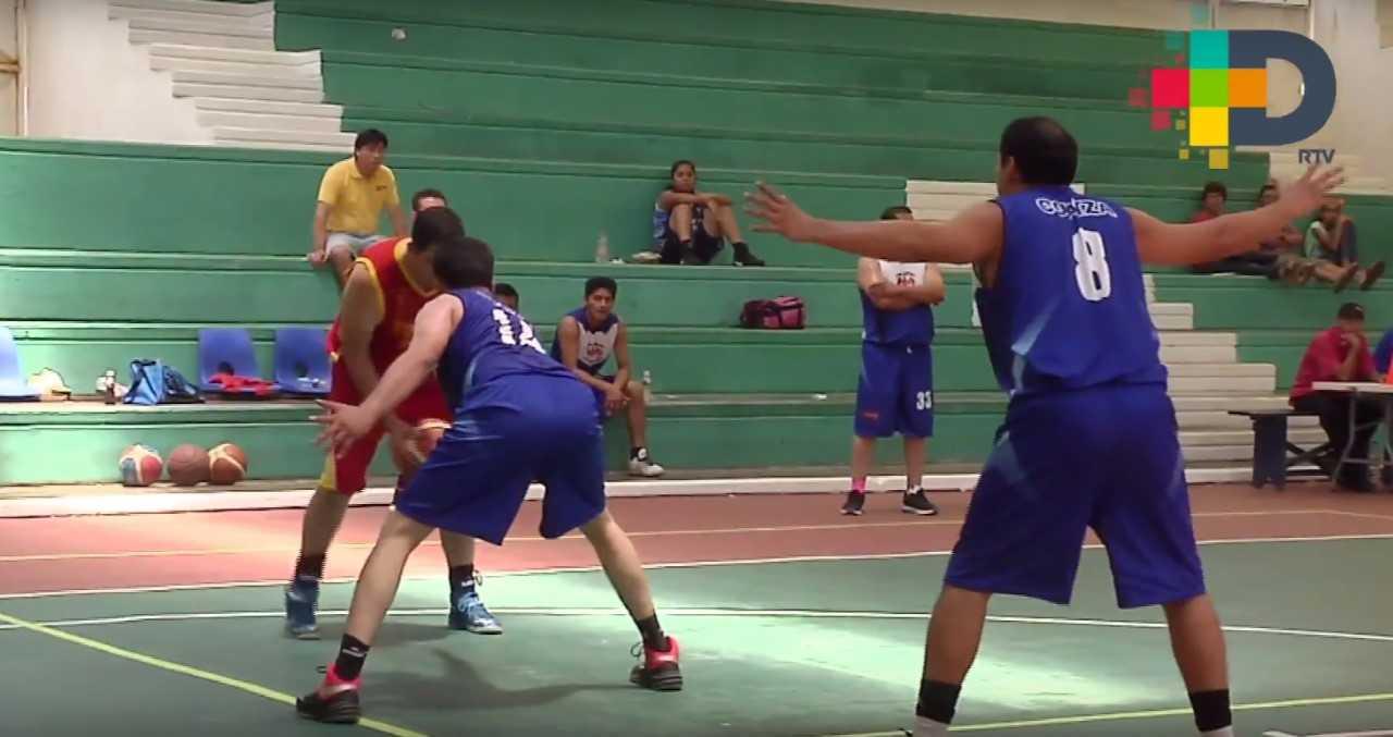 Jarochos de Veracruz derrotan a Núcleo Eléctrico dentro del circuito semiprofesional de basquetbol