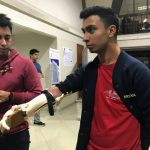 Estudiantes chilenos crean prótesis 3D para discapacitados