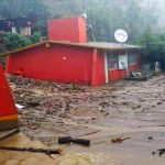 Baja California Sur y Sinaloa, en peligro máximo por tormenta Lidia
