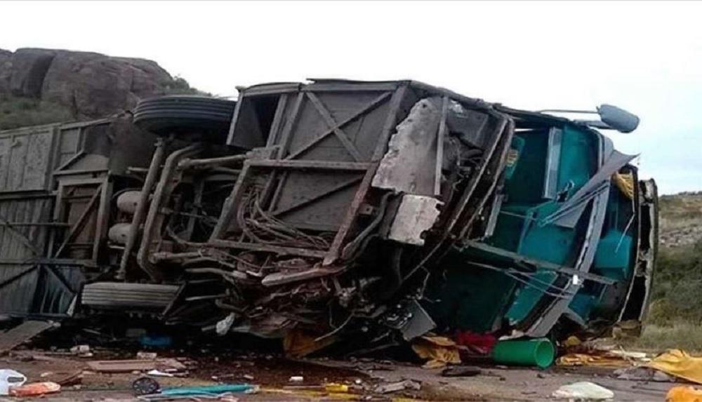 Mueren 15 personas en accidente automovilístico; conmoción en Argentina