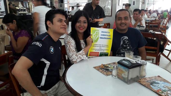 Boca del Río, sede de un ciclo de conferencias de proyectos ambientales