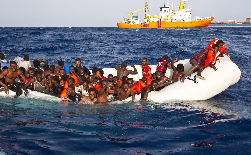 Rescatan a más de ocho mil inmigrantes en el Canal de Sicilia