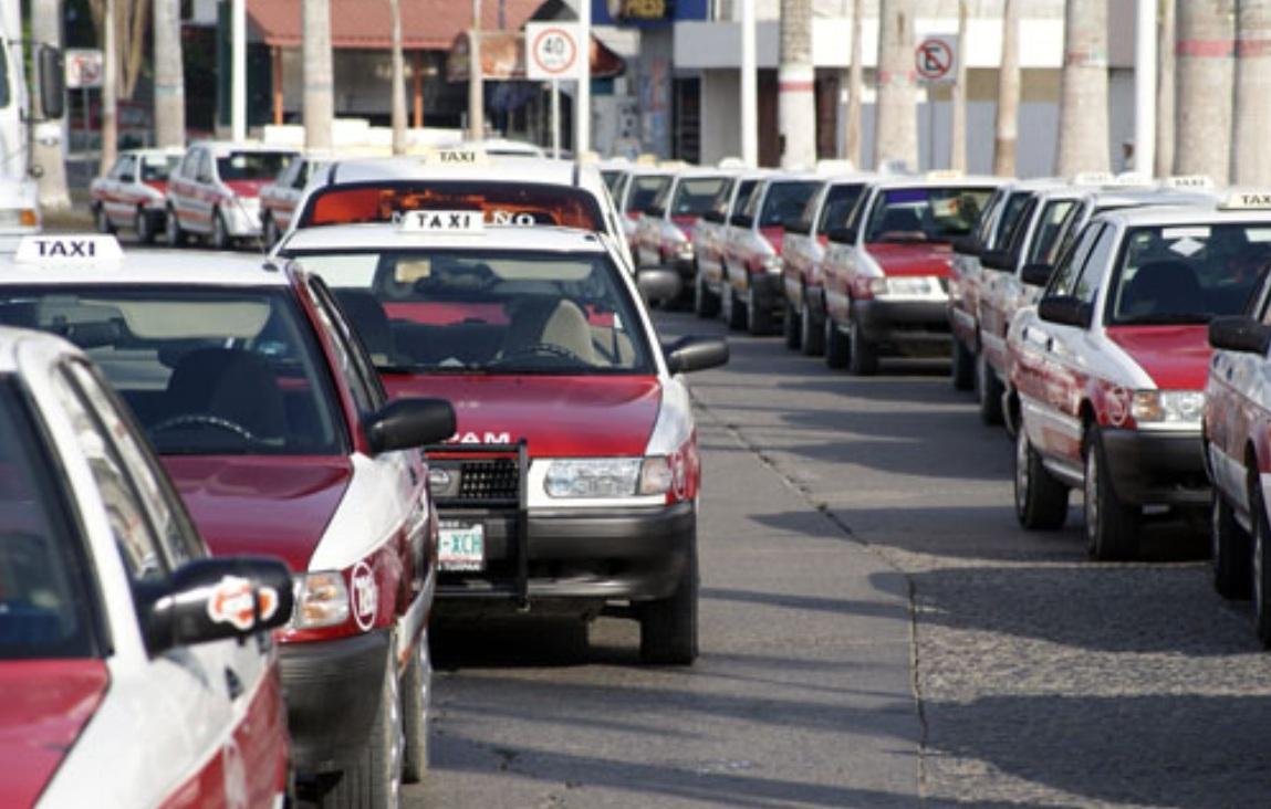 Taxistas solicitan la instalación de un módulo para la verificación en Tuxpan