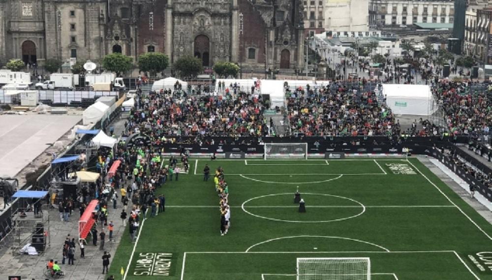 Alemania vence 3-1 a México en «Partido de Leyendas» del Mundial México 86