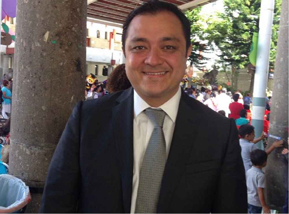 Este miércoles deja Américo Zúñiga la dirigencia del PRI en Veracruz