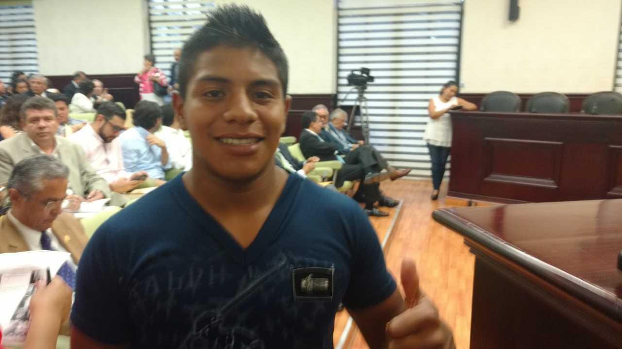 Buscará Alexis Rodríguez lugar en los Juegos Centroamericanos de 2018