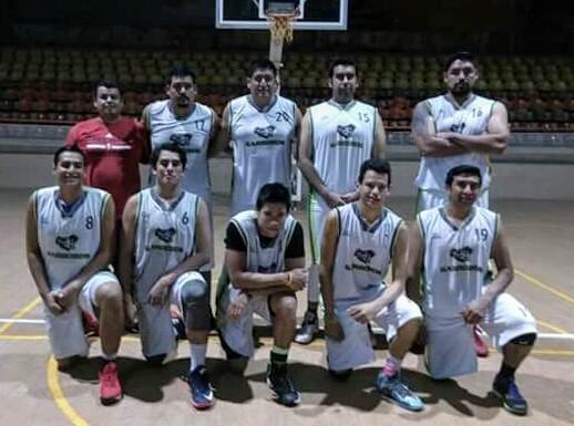 Garrobos de Mina pegó primero enclásico regional de baloncesto