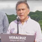 Supervisa el gobernador Yunes la obra del Libramiento de Tuxpan