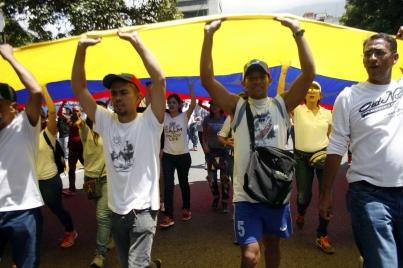 Entra en su segundo día la huelga contra Constituyente de Maduro