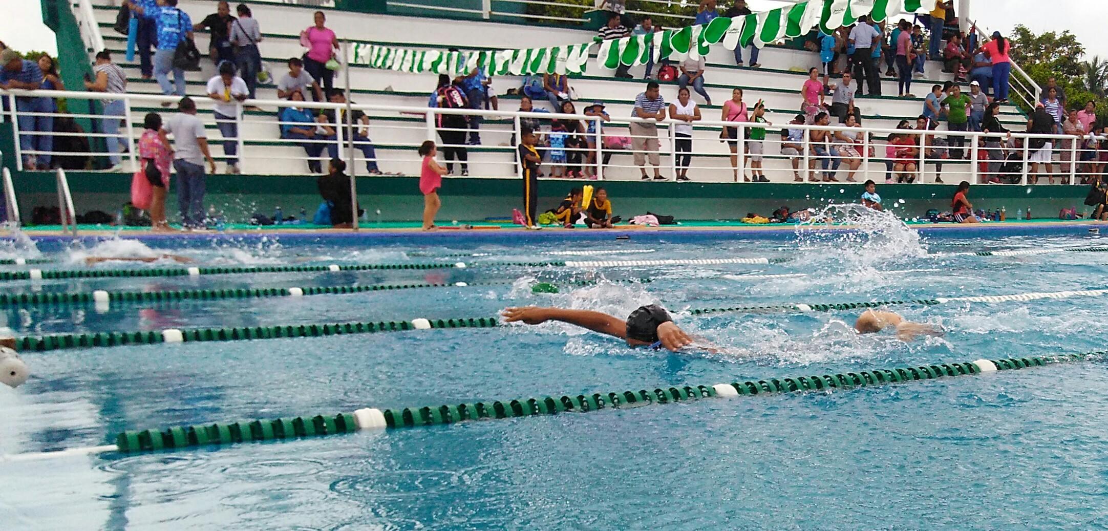 A reactivar la natación en el sur veracruzano: Mario Villarreal