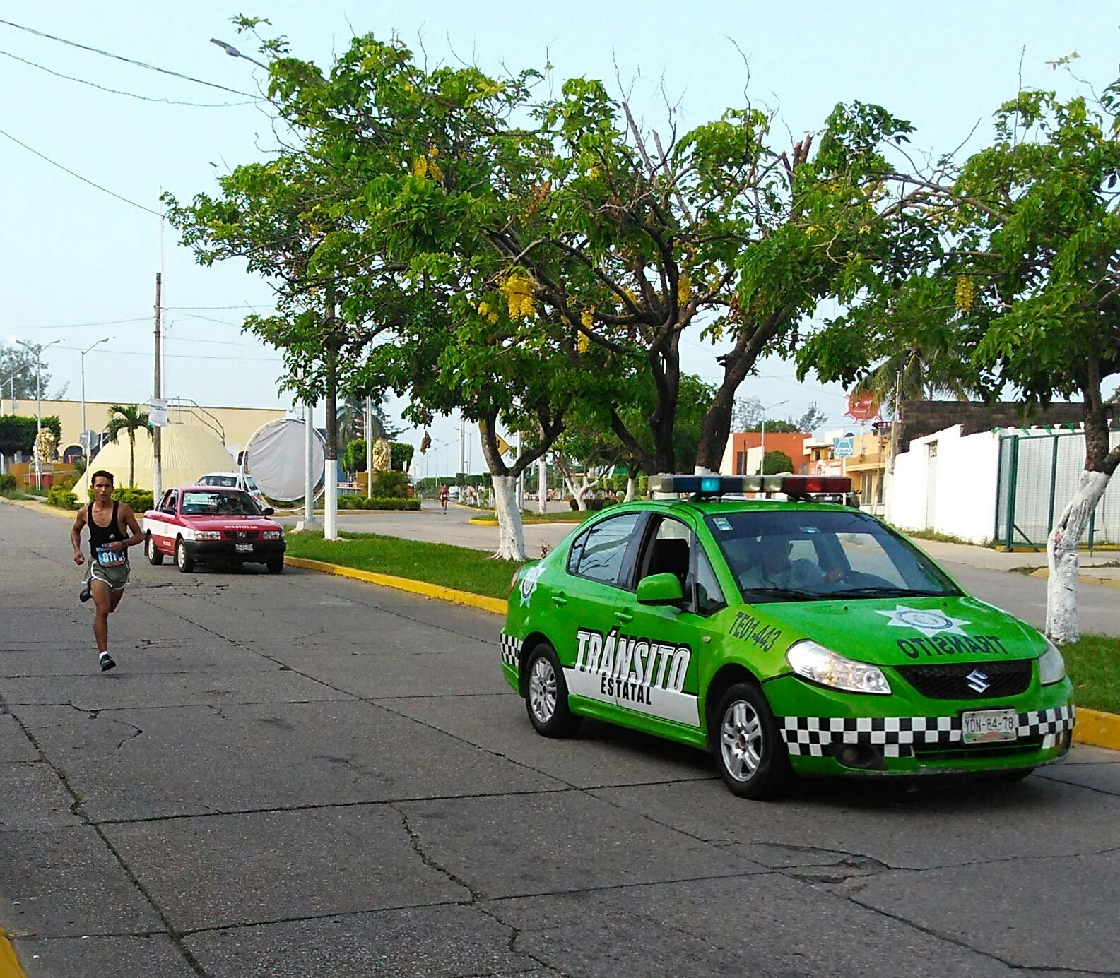 Diego Juárez ganó el 5K de Minatitlán