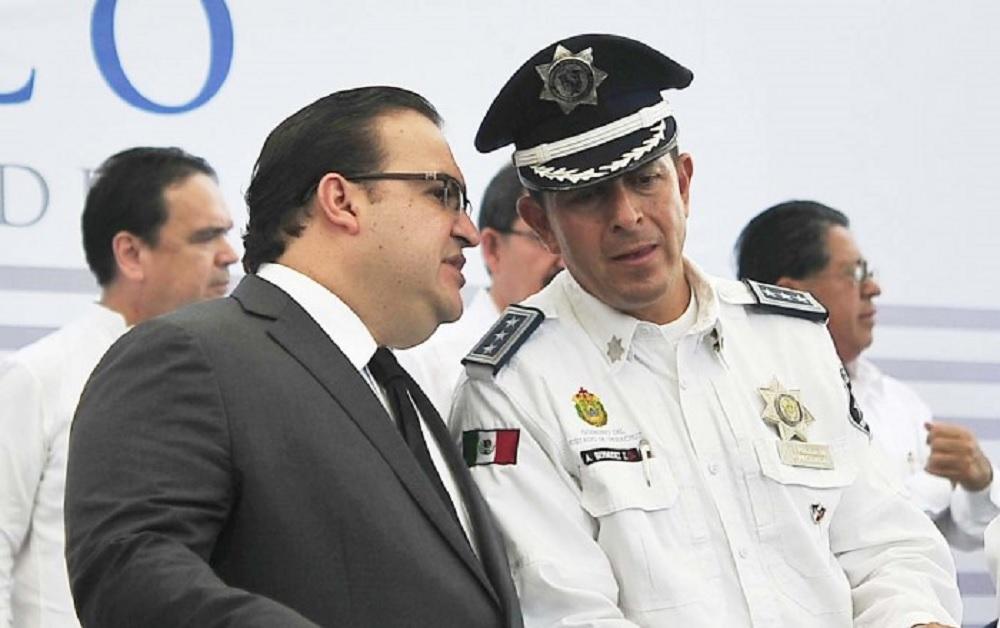 Niegan amparo a Javier Duarte contra orden de aprehensión por desaparición forzada