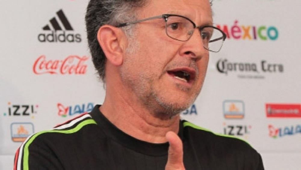 """Técnico Osorio enfrenta en Copa Oro primera oportunidad de levantar un título con """"Tri"""""""