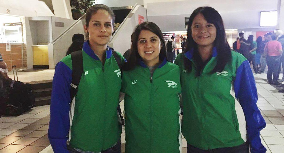 Tres jugadoras de Halcones UV a preselección mexicana de futbol