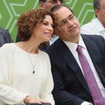 Versiones de que Javier Duarte y Karime Macías se divorciarán