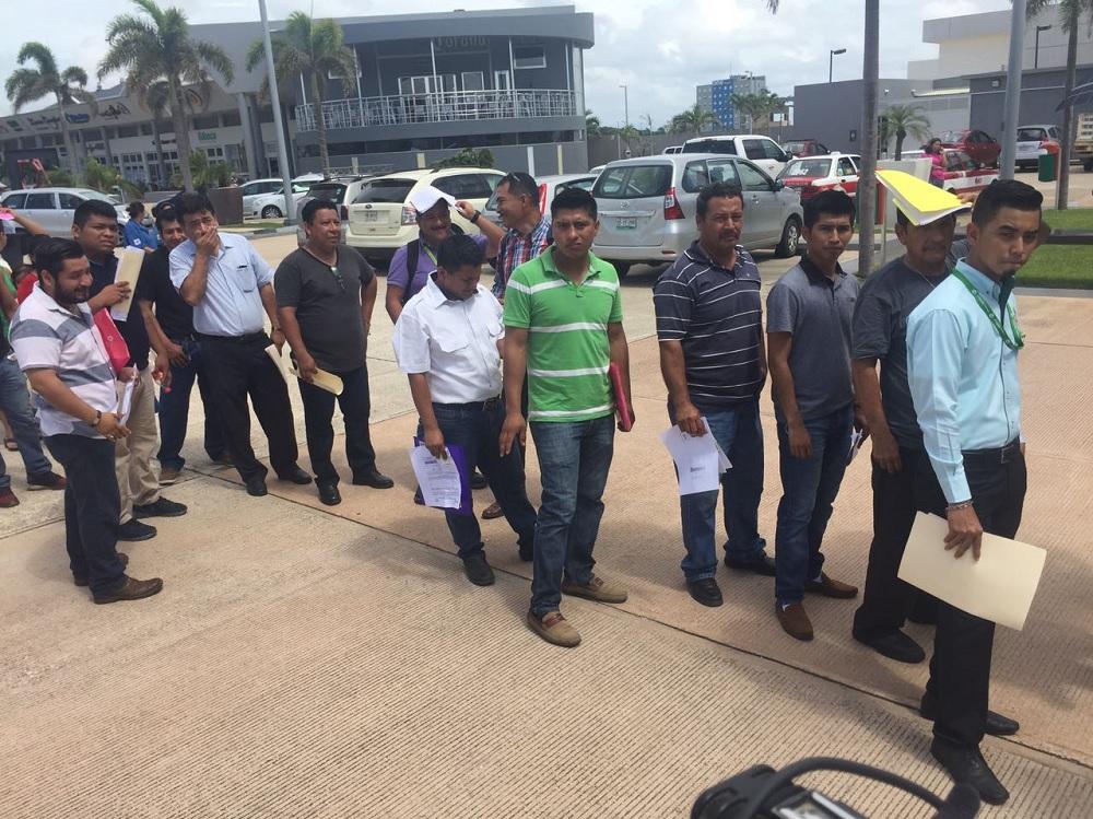 Nuevo Módulo De Licencias En Coatzacoalcos Se Satura