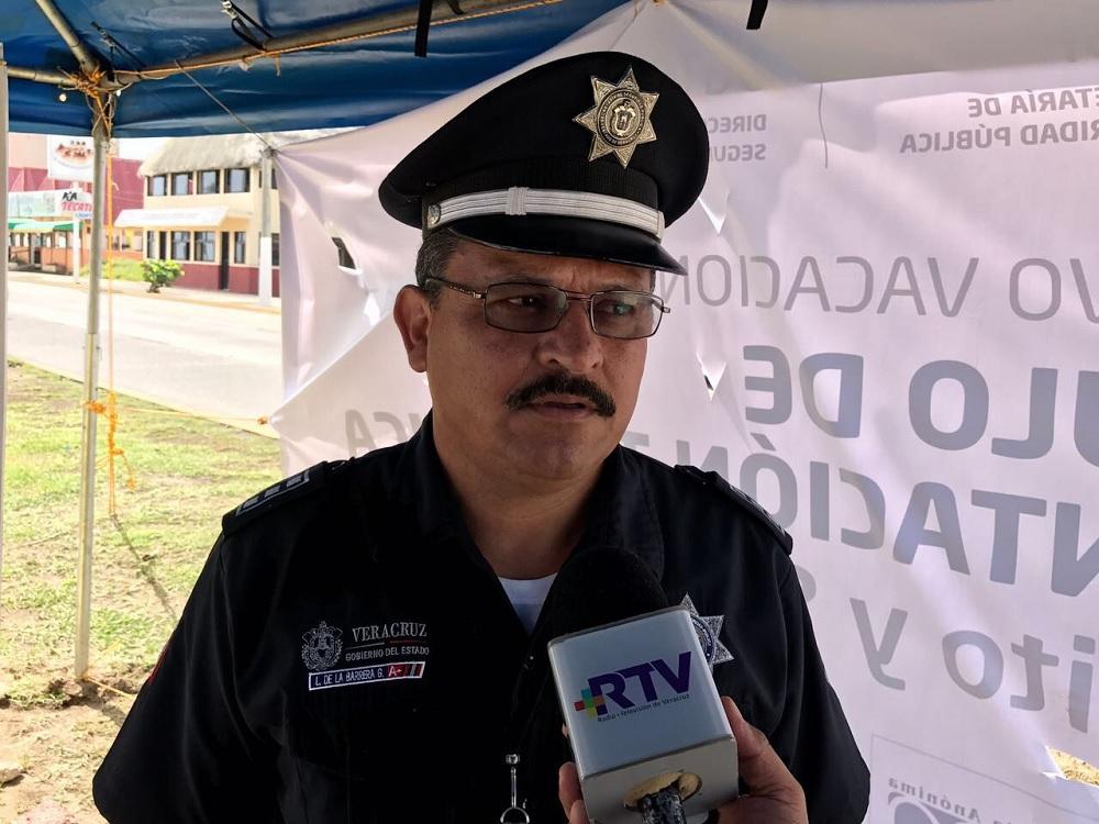 Tránsito de Coatza pide a conductores denunciar actos de corrupción y no participar en ellos