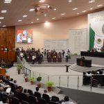 Fijan postura bancadas del Congreso del Veracruz al iniciar el segundo año de ejercicio constitucional