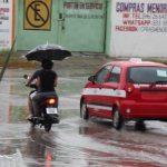 Se espera tiempo nublado con lluvias, lloviznas y nieblas en Veracruz