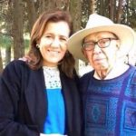 Fallece el señor Diego Zavala, padre de Margarita Zavala