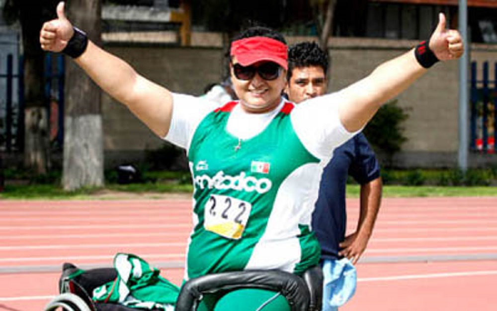 Este viernes, Ángeles Ortiz va por el oro y el récord en Dubái