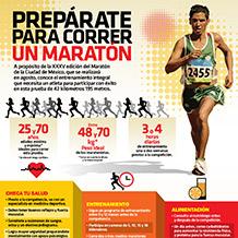 Fondista Juan Luis Barrios planea ganar en una hora Medio Maratón CDMX