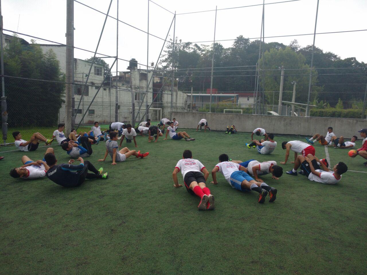 Equipo Real Xalapa arranca pretemporada para tercera división