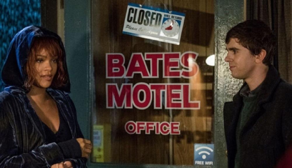"Rihanna debuta en quinta temporada de ""Bates Motel"""